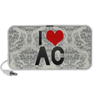 I Love AC Travel Speaker