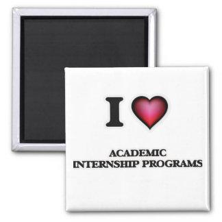 I Love Academic Internship Programs Magnet
