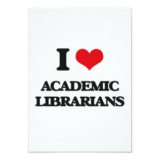 I love Academic Librarians Invites