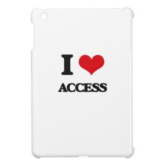 I Love Access Cover For The iPad Mini