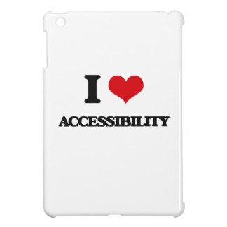 I Love Accessibility Cover For The iPad Mini