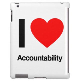 i love accountability