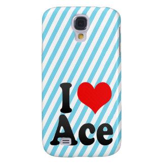 I love Ace Samsung Galaxy S4 Case