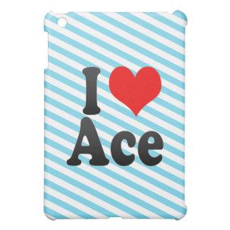 I love Ace iPad Mini Cover