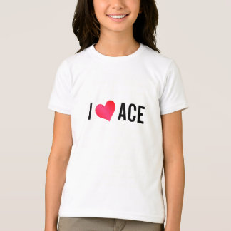 I Love Ace T-Shirt