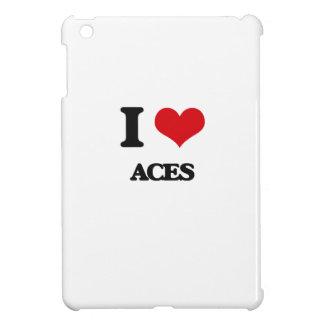 I Love Aces iPad Mini Cover