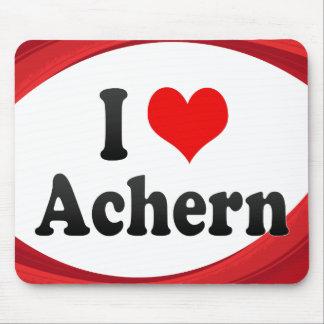 I Love Achern Germany Ich Liebe Achern Germany Mouse Pad