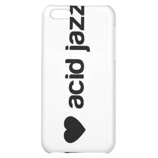 I Love Acid Jazz Case For iPhone 5C