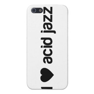 I Love Acid Jazz Cases For iPhone 5