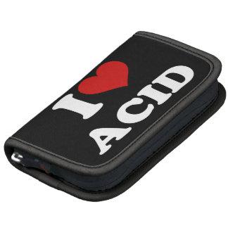 I Love Acid Organizer