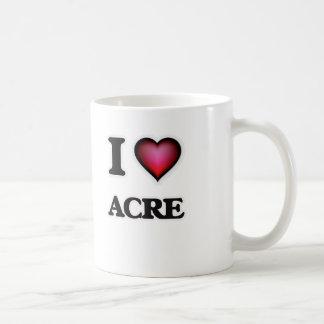 I Love Acre Coffee Mug