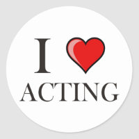 I love Acting