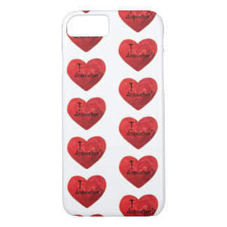 I Love Acupuncture Cell Phone Cover iPhone