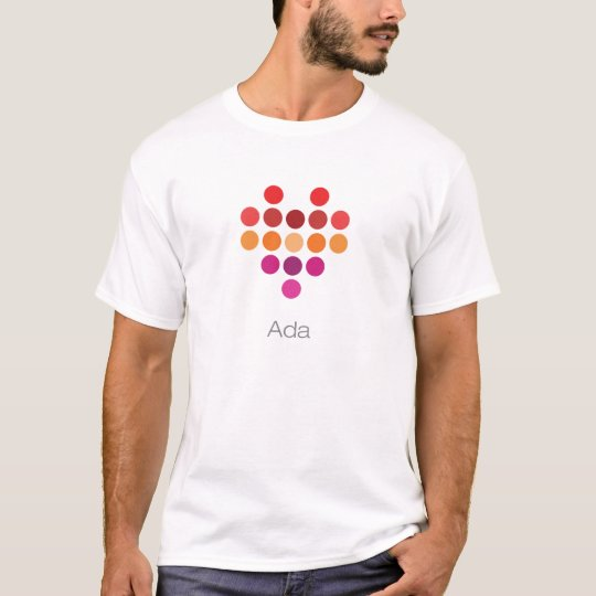 I love Ada T-Shirt