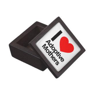 i love adoptive mothers premium jewelry boxes