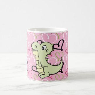 I Love Adorable Dinosaurs! Mugs