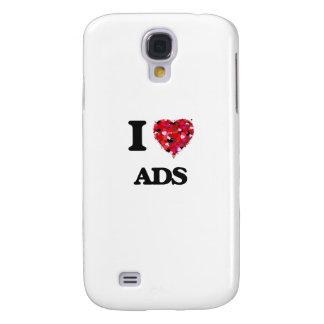 I Love Ads Galaxy S4 Cover