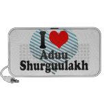 I love Aduu Shurguulakh Portable Speakers
