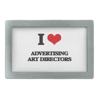 I love Advertising Art Directors Belt Buckles