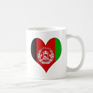 I Love Afghanistan Mugs