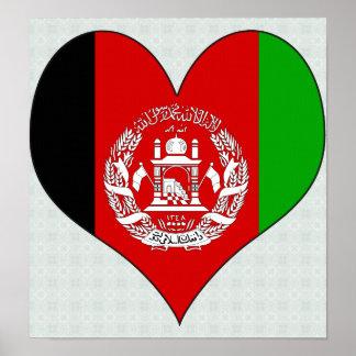 I Love Afghanistan Poster