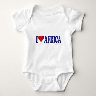 I Love Africa T Shirt