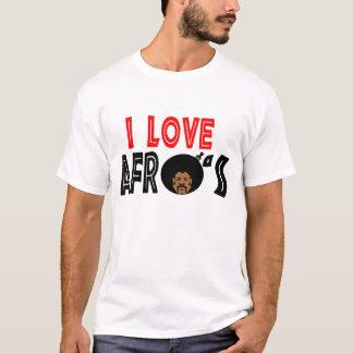 I Love Afro --T-Shirts T-Shirt