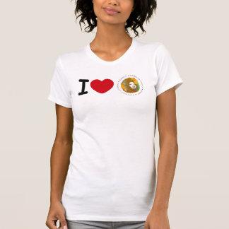 I Love Afrobella! T-Shirt