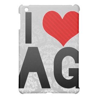 I Love AG iPad Mini Covers