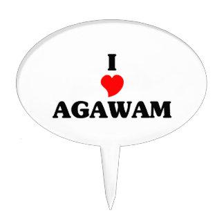 I love Agawam