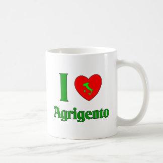 I Love Agrigento Italy Coffee Mug