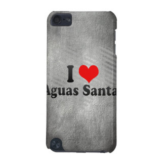 I Love Aguas Santas, Portugal iPod Touch (5th Generation) Covers