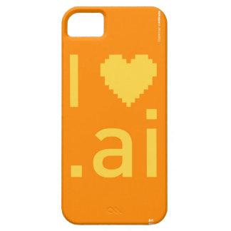 I Love .AI iPhone SE/5/5s Case