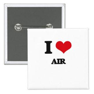 I Love Air Button