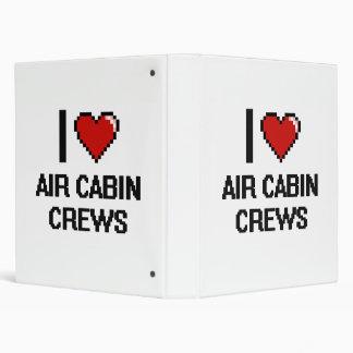 I love Air Cabin Crews 3 Ring Binders