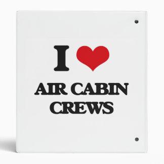 I love Air Cabin Crews 3 Ring Binder