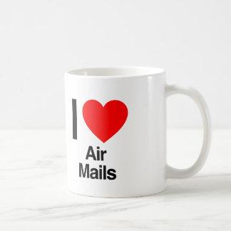 i love air mails coffee mug