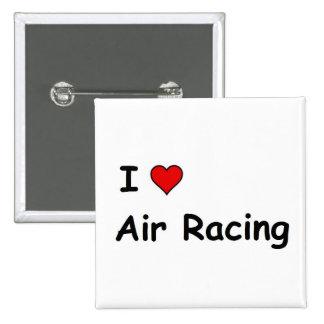 I Love Air Racing Button