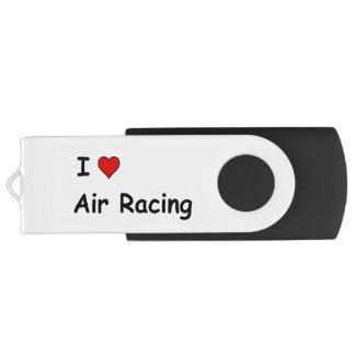 I Love Air Racing Flash Drive