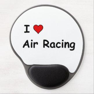 I Love Air Racing Gel Mouse Pad