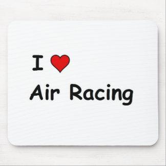 I Love Air Racing Mouse Pad