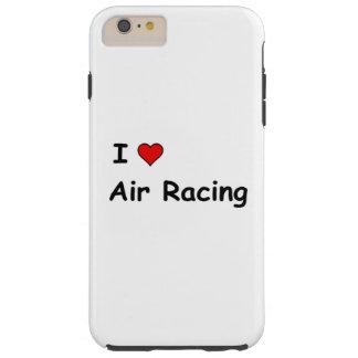 I Love Air Racing Tough iPhone 6 Plus Case