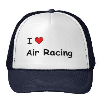 I Love Air Racing Trucker Hat
