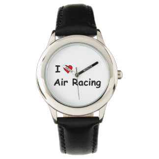 I Love Air Racing Watch