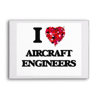 I love Aircraft Engineers Envelopes