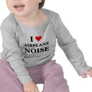 I love airplane noise t shirt