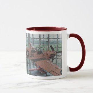 I Love Airplanes Mug