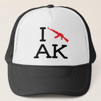 I Love AK - AK47 - Hat