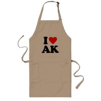 I LOVE AK APRONS