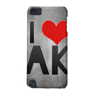 I Love AK iPod Touch 5G Cover